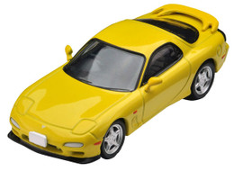 Tomica Limited Vintage NEO TLV-N174b Enfini RX-7 Type R (Yellow)