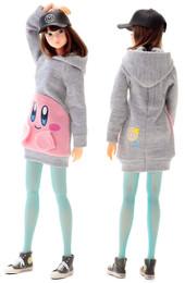 Sekiguchi momoko DOLL  Kirby Hoodie