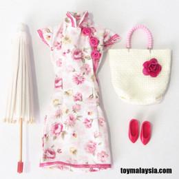 1/6 Cheongsam dress set