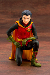 1/7 DC Comic Ikemen Damian Robin 1st Release with Bonus Parts