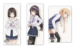 Ichiban KUJI - Saekano: How to Raise a Boring Girlfriend Vol. 2 - B Prize - Bromide visual cloth set
