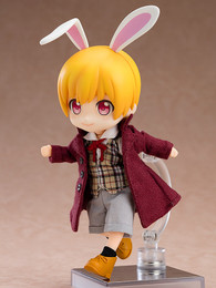 Nendoroid Doll: White Rabbit