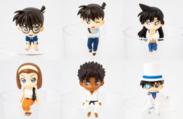 PUTITTO series - Detective Conan Deformed Ver.3 8 Pcs Box