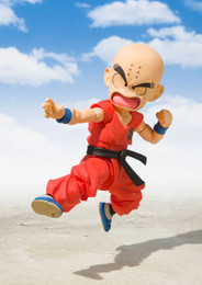 S.H.Figuarts Dragon ball Series - Krillin - Childhood