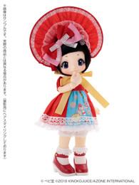*Pre-order due date: 2019/02/18 - Kikipop! Baby Bunka Girl / Kokeshi-chan Pre-order