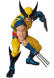 *Pre-order due date: 2019/03/20 -  MAFEX No.96 MAFEX Wolverine (Comic Ver.) PRE-ORDER