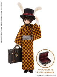 EX Cute Family:  Alice's Tea Party Hatter -Taisho Roman / Aoto 1/6 Doll