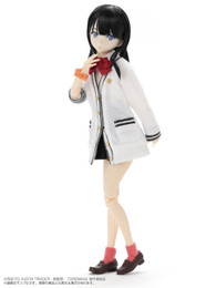 "*Pre-order due date: 2019/04/15 - 1/6 Pure Neemo Character Series No.116 ""SSSS.GRIDMAN"" Rikka Takarada PRE-ORDER"