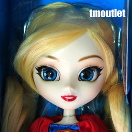 P-099 Pullip Supergirl NRFB, AS-IS Condition