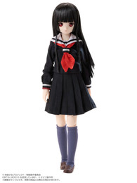 *Pre-order due date: 2019/05/21 - 1/6 Another Realistic Character No.011 [Hell Girl: The Fourth Twilight] Ai Enma Obitsu Uniform Project Collaboration Model PRE-ORDER