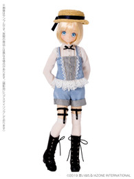 EX Cute Family:  Alice's Tea Party - Sweets Tea Party Boy Alice/Noah  1/6 Doll