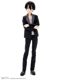 "*Pre-order due date:  2019/09/02 - Asterisk Collection Series No.019 TV Anime ""Dakaretai Otoko No.1 ni Odosareteimasu."" Takato Saij 1/6 Doll PRE-ORDER"