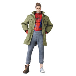 "*Pre-order due date: 2019/10/02 - MAFEX No.109 MAFEX Spider-Man (Peter B.Parker) ""Spider-Man: Into The Spider-Verse"" PRE-ORDER"