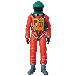 "MAFEX No.110 MAFEX SPACE SUIT GREEN HELMET & ORANGE SUIT Ver. ""2001: a space odyssey"""