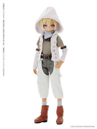 Alvastaria - Beach Boy / Vince 1/6 Doll