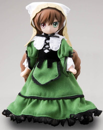Punit Collection Rozen Maiden Traumend Suiseiseki MegaHouse PVC Figure
