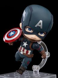 *Pre-order due date: 2019/11/24 - Nendoroid 1218 - Nendoroid Captain America: Endgame Edition Standard Ver. PRE-ORDER
