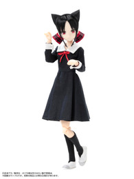 "*Pre-order due date: 2019/11/20 - Pureneemo Character Series No.122 - ""Kaguya-sama: Love is War"" Shinomiya Kaguya PRE-ORDER"