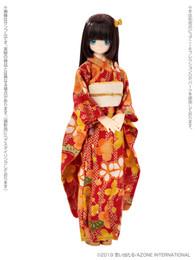 1/6 EX Cute Family: KIMONO Selection / Wakaba
