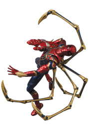 *Pre-order due date: 2020/02/26 - MAFEX No.121 MAFEX Iron Spider (Endgame Ver.) PRE-ORDER