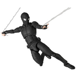 MAFEX No.125 MAFEX Spider-Man Stealth Suit