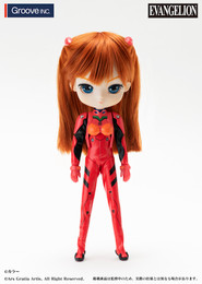 "*Pre-order due date: 2020/07/01 - YC-003 Collection Doll ""Evangelion"" Shikinami Asuka Langley PRE-ORDER"