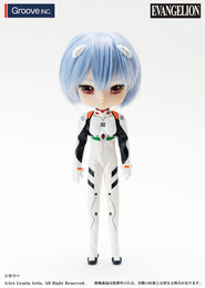 "YC-002 Collection Doll ""Evangelion"" Ayanami Rei"