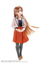 "*Pre-order due date: 2020/07/20 - Pureneemo Character Series No.125 - ""Sword Art Online Alicization War of Underworld"" Asuna (Asuna Yuuki) PRE-ORDER"
