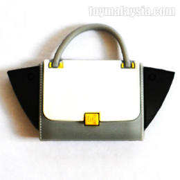 "B-03 Fashion Doll Hand Bag for 12"" Dolls"