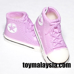 Doll Sneakers ( Purple )