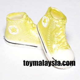 Doll Sneakers ( Gold )