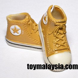 Doll Sneakers ( Camel )