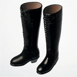 OBITSU BODY ACCESSORY - Obitsu Long Boots, Female, 1/6 - Black