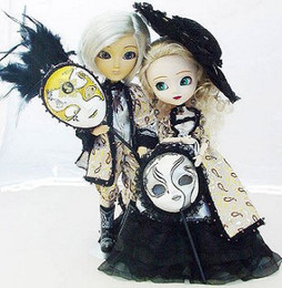 F-518 Pullip Happy Birthday