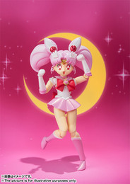 S.H.Figuarts Sailor Moon - Sailor Chibi Moon