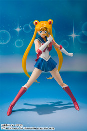 S.H.Figuarts Sailor Moon - Sailor Moon (Re-issued/Japan ver.)