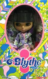 Neo Blythe Lounging Lovely