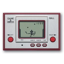 Club Nintendo Game & Watch Ball Reissue 2009