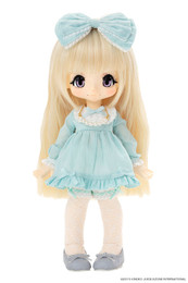 KIKIPOP! - Romantic Frill Sugar Milky Blonde