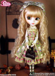 P-016 Pullip Tiphona Innocent World Series
