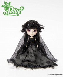 LP-403 Little Pullip + Black Diamond