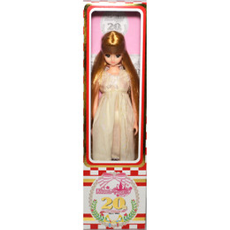 Licca Castle Collection 20th Anniversary Repro 1st generation Jenny Doll