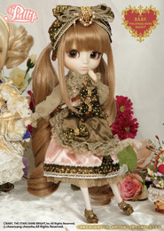 P-164 Pullip Favorite Ribbon Chocolate