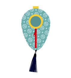 Nendoroid Pouch: Sleeping Bag (Ichigo Hitofuri Ver.)