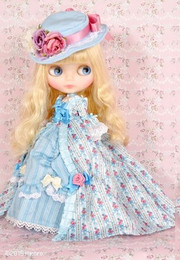 Neo Blythe Dauphine Dream CWC Exclusive 14th Anniversary Doll