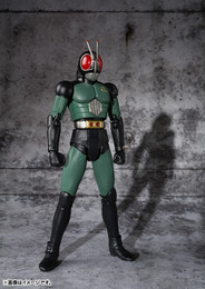 S.H.Figuarts - Kamen Rider Black RX (Re-issued)