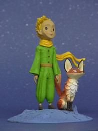 """The Little Prince"" Little Prince & Fox Figure"