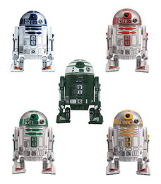Star Wars R2 Series Magnet Collection Amazon Limited