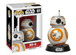 Funko POP Star Wars: Episode VII The Force Awakens - BB-8