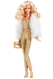 Golden Dream™ Barbie® Doll